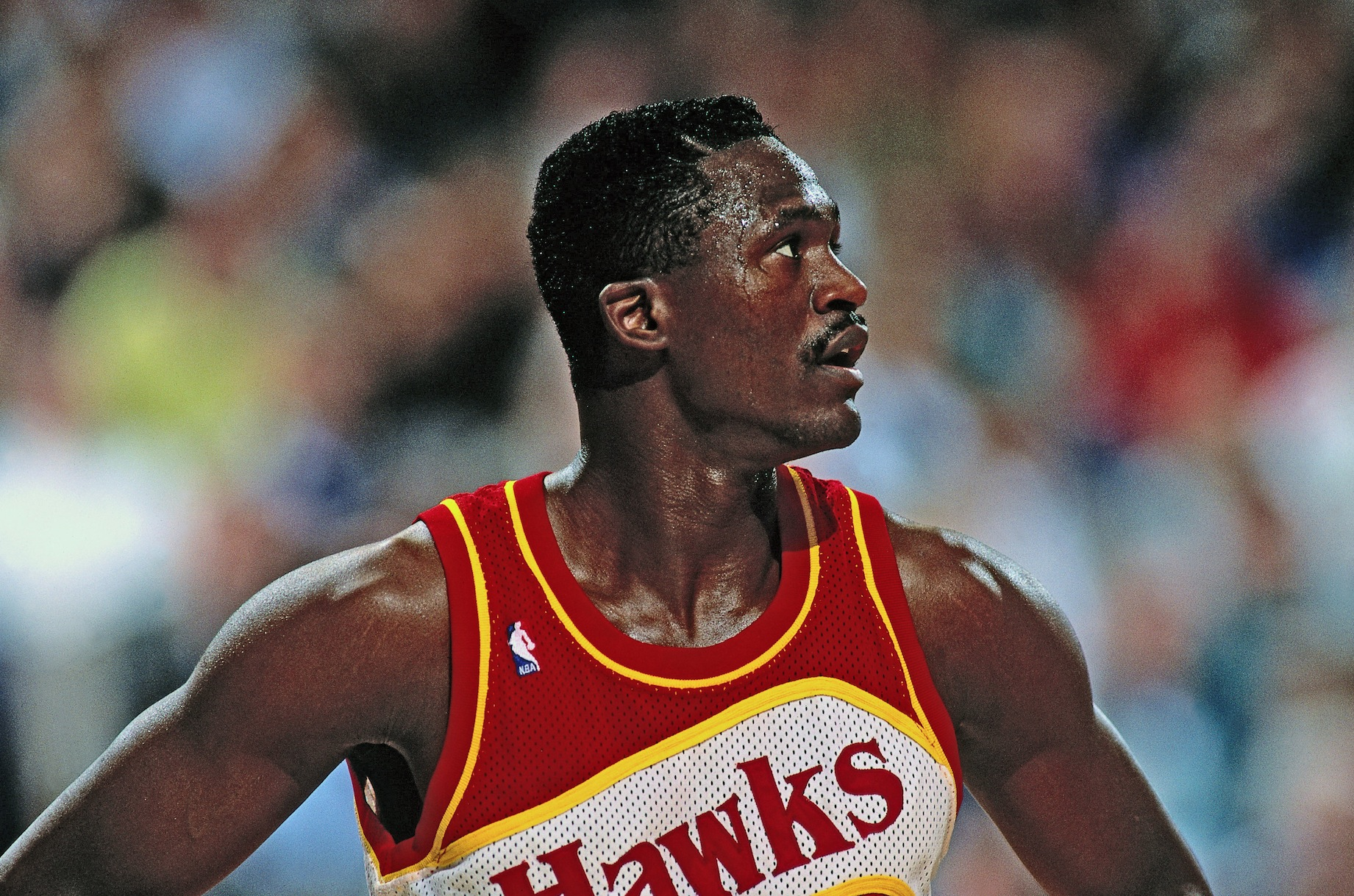 Old School: Dominique Wilkins