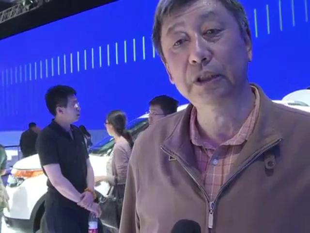 China falls for 4x4s at Beijing auto show