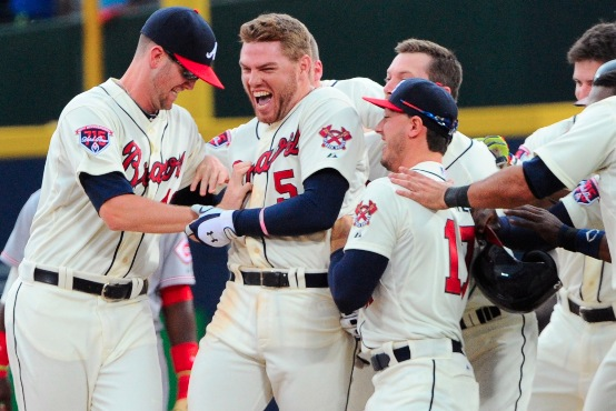 MLB Power Rankings: Braves grab top spot