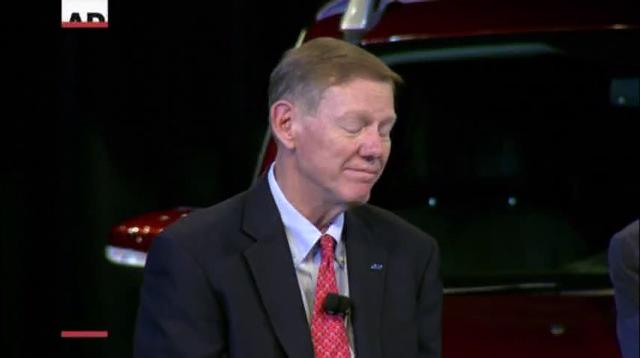 Fields named new ford ceo mulally retires july 1 for Ford motor company alan mulally