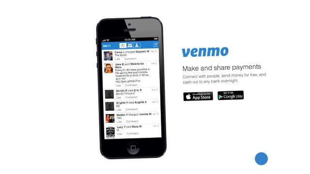 Venmo, PayPal, Zelle, Square Cash: These apps let you pay