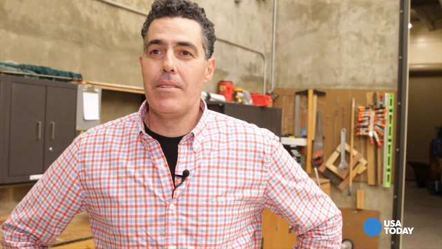 Adam Carolla fighting podcast 'patent trolls'