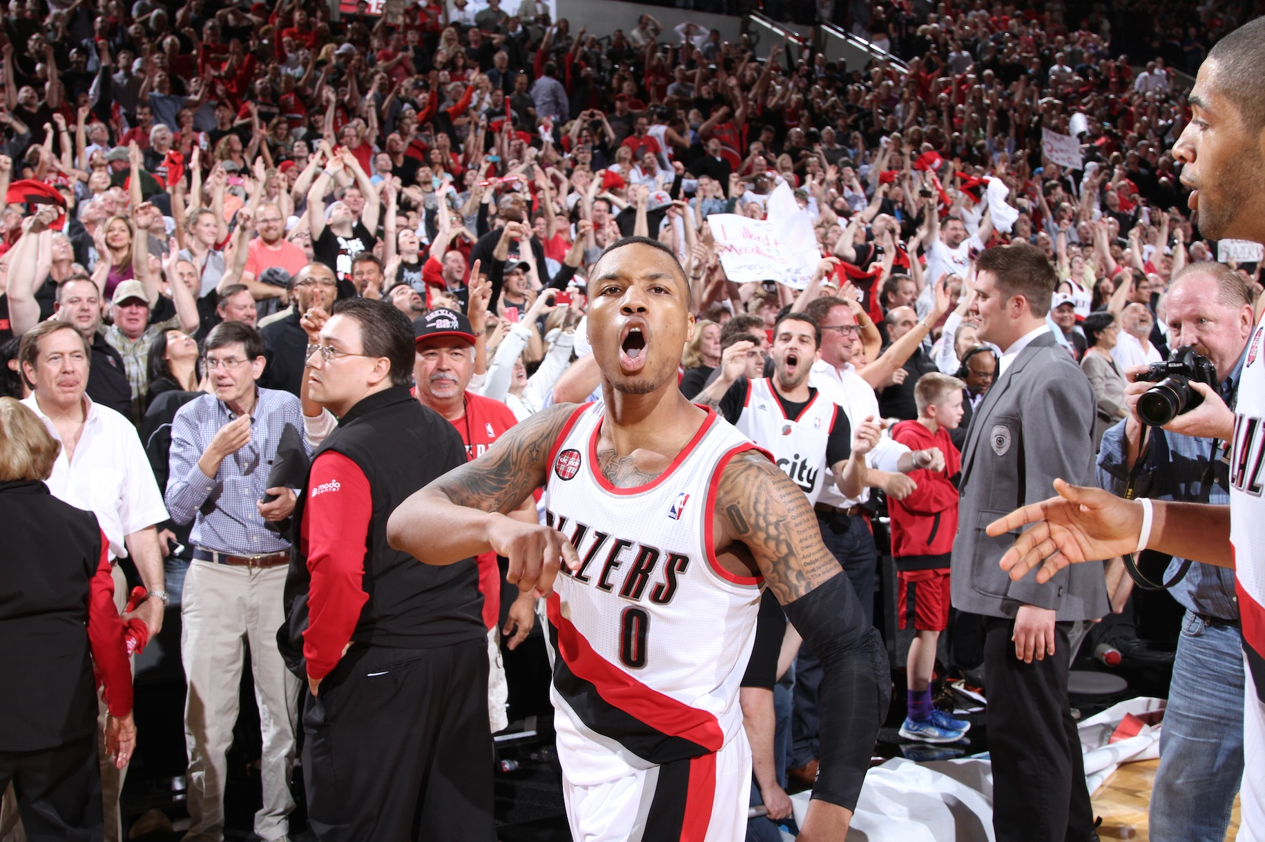 Breaking down the NBA playoffs insanity