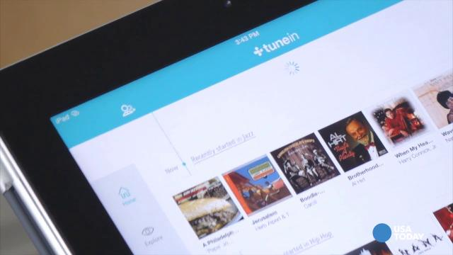 TuneIn Radio revamps, adding more stations