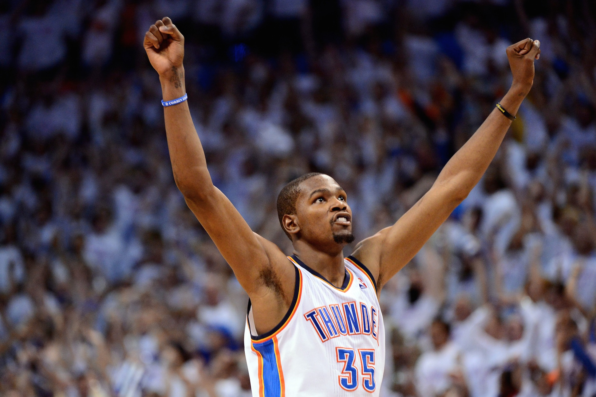 Kevin Durant is the NBA MVP
