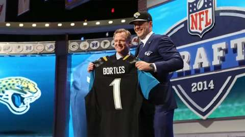NFL draft Round 1 winners and losers: Bortles jumps out