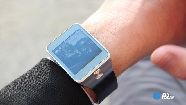 Baig: Hands on with the Samsung Gear 2
