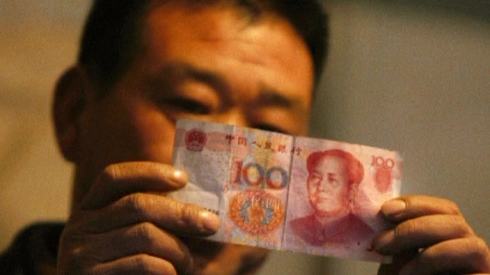 Yuan's path to global currency not without roadblocks