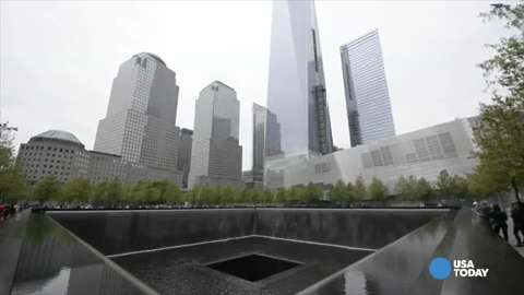 Ground Zero cross a powerful symbol for 911 museum