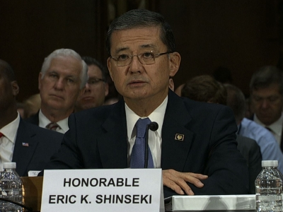 Shinseki: Any allegation 'makes me mad as hell'