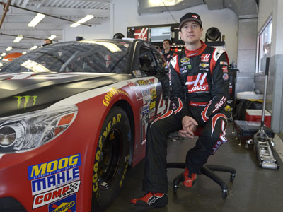 During Memorial Day weekend, driver Kurt Busch will become the fourth person to attempt to drive two of North America's biggest races on the same day. Intense preparation goes into competing in the rare race 'double'. (May 19)