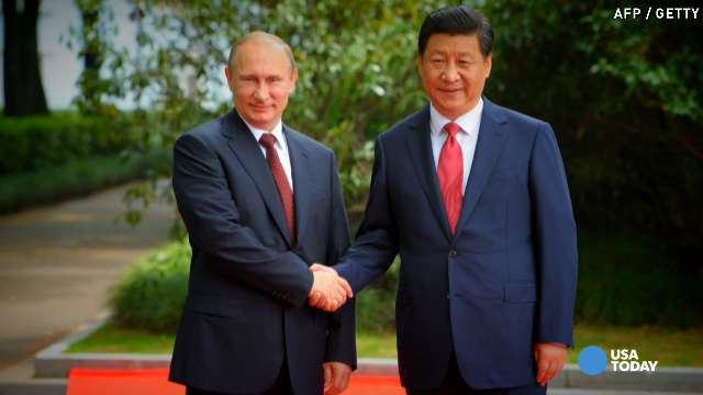Russia and China agree on $400B gas deal | USA NOW
