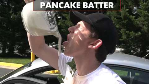 Indy 500: Why champs should chug pancake batter