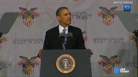 Obama to West Point grads: How will America lead?