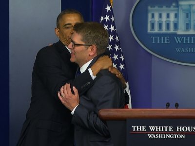 Carney to resign as WH press secretary