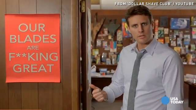 YouTube humor attracts Dollar Shave Club customers