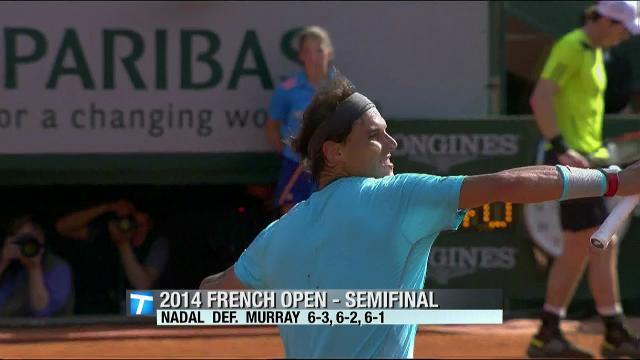 Tennis Channel Court Report: Nadal, Djokovic in French final