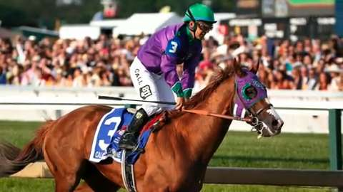 It's been 36 years since the last Triple Crown winner. California Chrome hopes to break that streak Saturday.