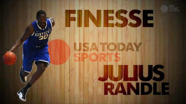 Why Julius Randle's stock should go up come draft