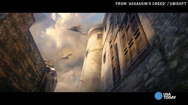 Assassin's Creed developers recreate Paris for new...