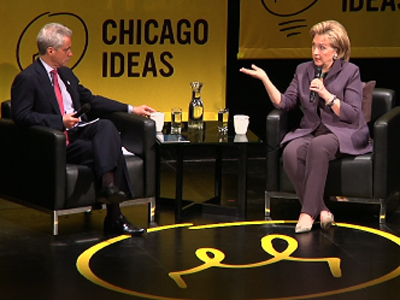 Clinton: Cantor opponent 'Ran against immigrants
