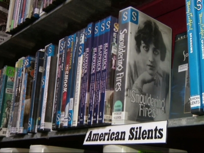 Video rental stores still hanging on