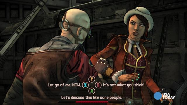 E3 2014: Tales from the Borderlands