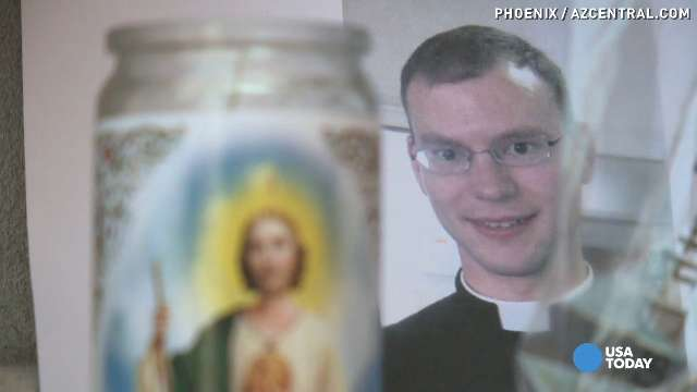 Phoenix priest calls for killer to come forward