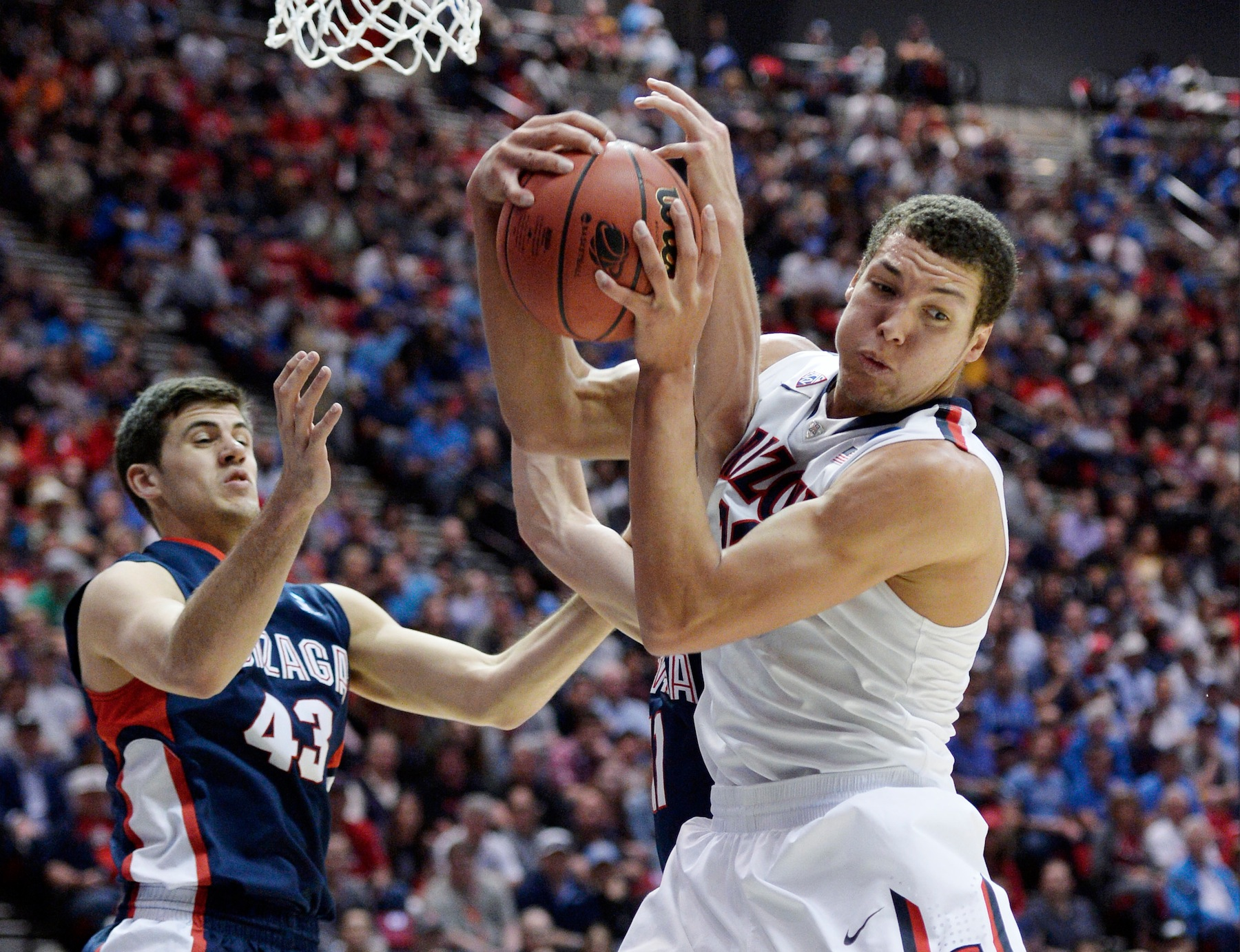 HoopsHype mock draft 5.0: Aaron Gordon a freak of ...