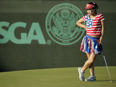 11-year-old US Open qualifier wants to have fun