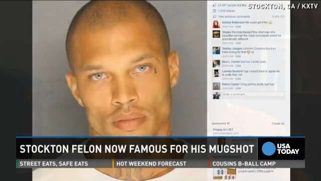 Ladies Love This Felons Mugshot