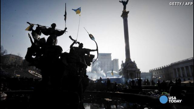 Ukraine peace plan aims at curbing violence | USA NOW