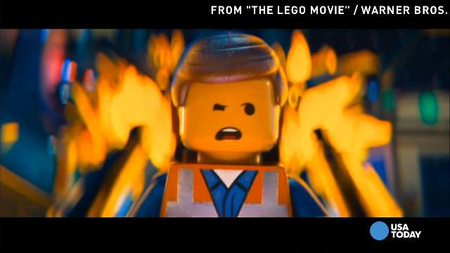 "Out on demand this weekend, Aaron Paul is a ""Hellion"" in his latest Sundance drama, ""Son of God"" tells the story of Jesus as an action movie, and ""The Lego Movie"" is worth a watch if you've ever seen a lego in your life."