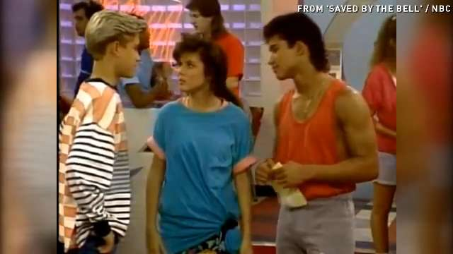 So excited for 'Saved by the Bell' movie | DailyDish