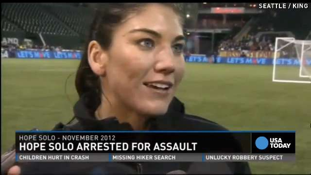 Hope Solo information