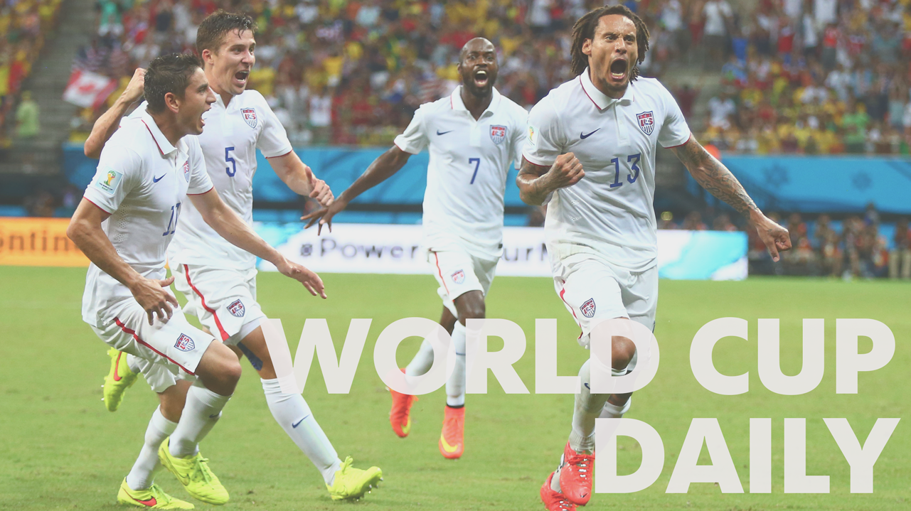World Cup Recap: Lots of Positives in Tie vs. Port...