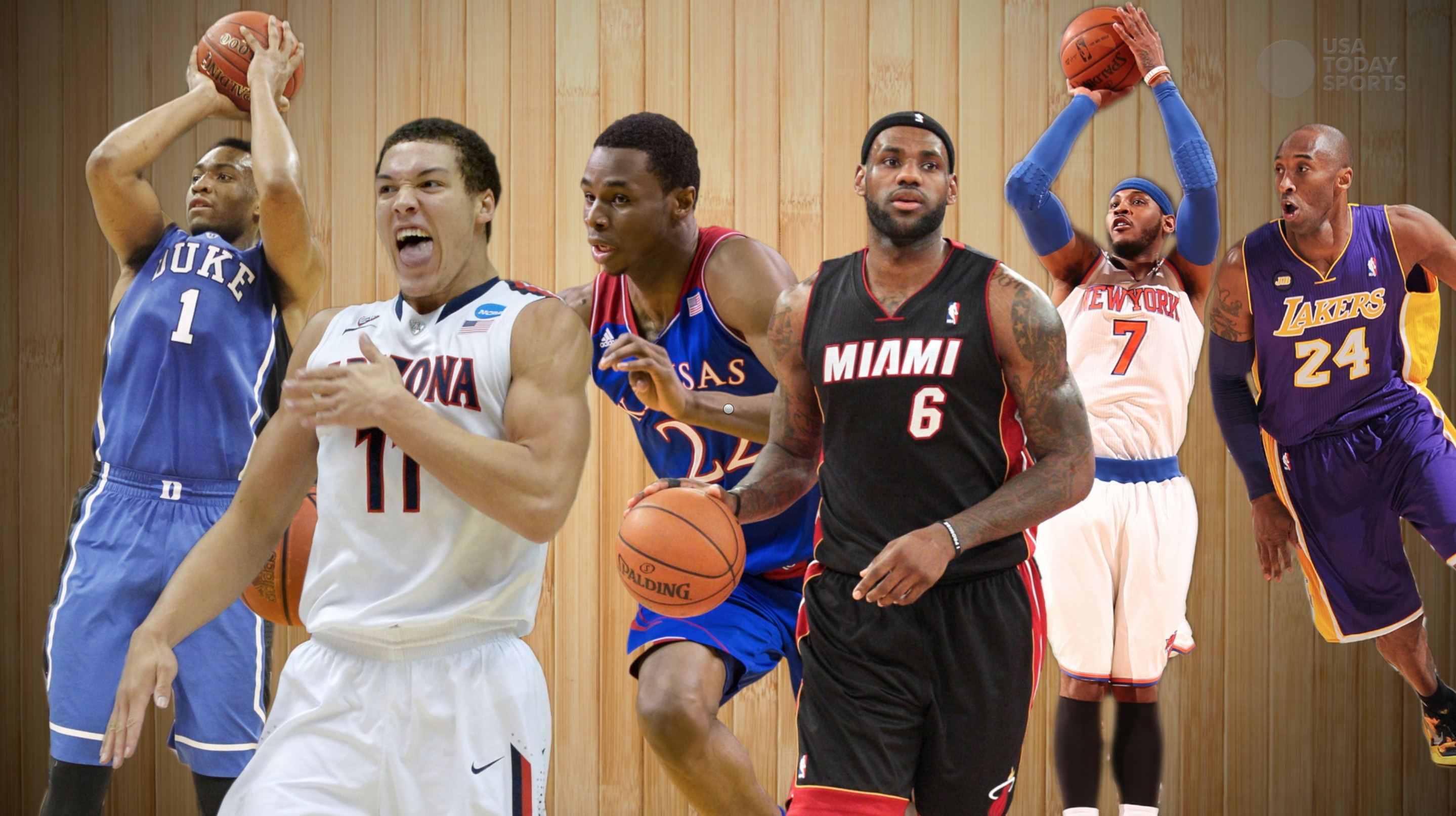 Video | Comparing draftees to NBA vets