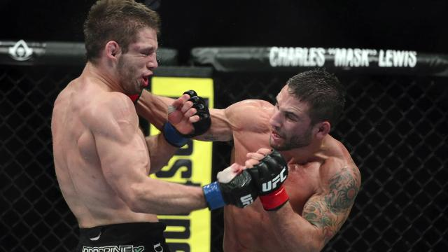 Chad Mendes ready for second shot at Jose Aldo