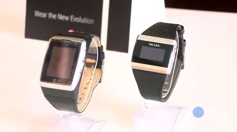 LG G Smartwatch Preview