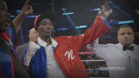 Boxing analyst: Every time Terence Crawford fights he looks better