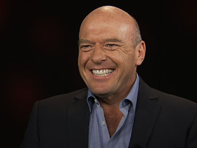"Dean Norris on new season of ""Under the Dome"""