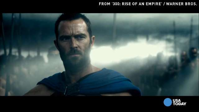 "Out on demand this week is ""300: Rise of an Empire"" which is the sort of prequel, sort of sequel to the original. ""Winter's Tale"" has an outstanding cast and is worth a watch while ""Very Good Girls"" falls a little flat."