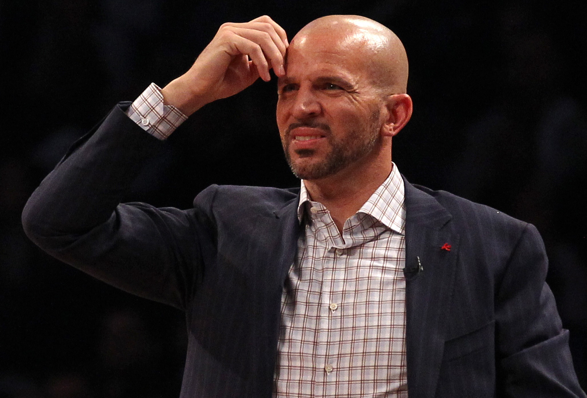 Nets coach Jason Kidd on the move?