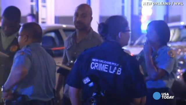 9 injured in New Orleans shooting