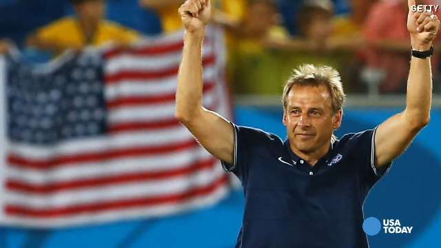 USA confident against Belgium, worried about refer...