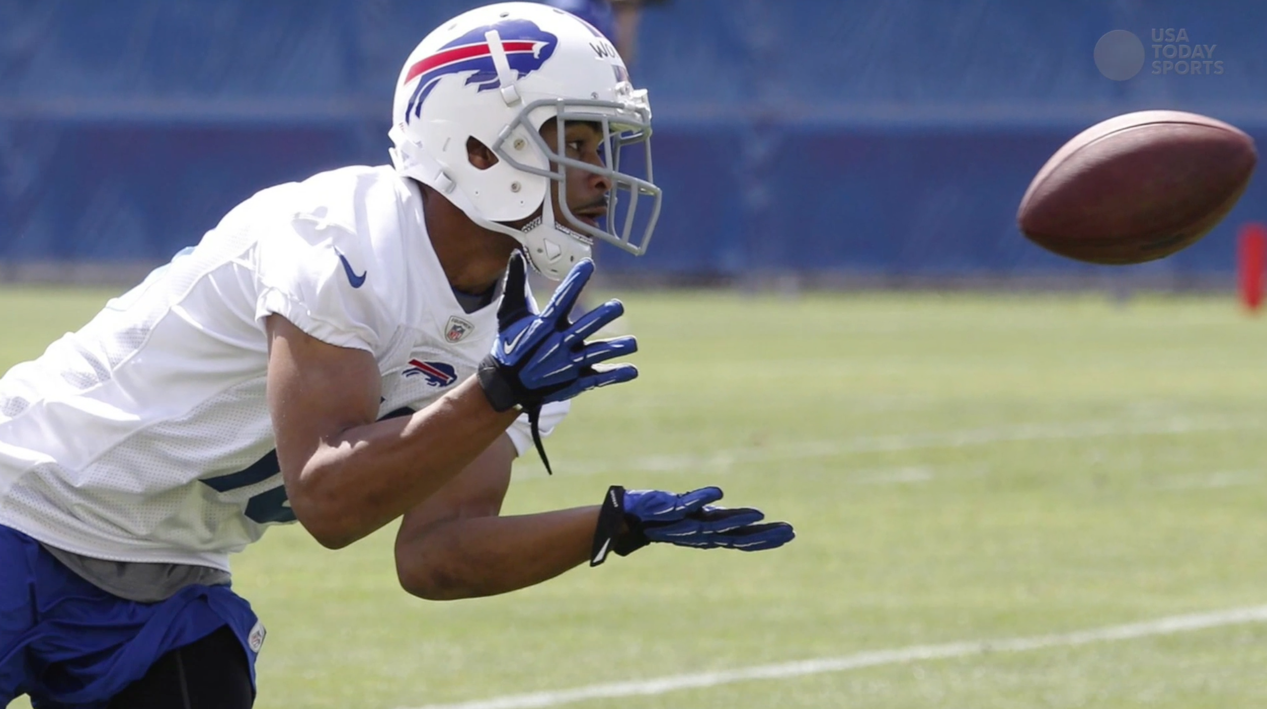 Bills camp battles: Lots of young talent at WR