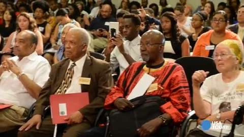 Civil Rights Act 50th Anniversary marked