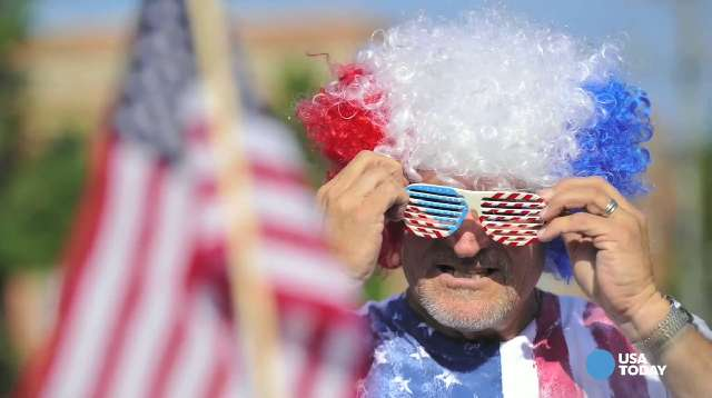 Fashion guide to being festive on the 4th