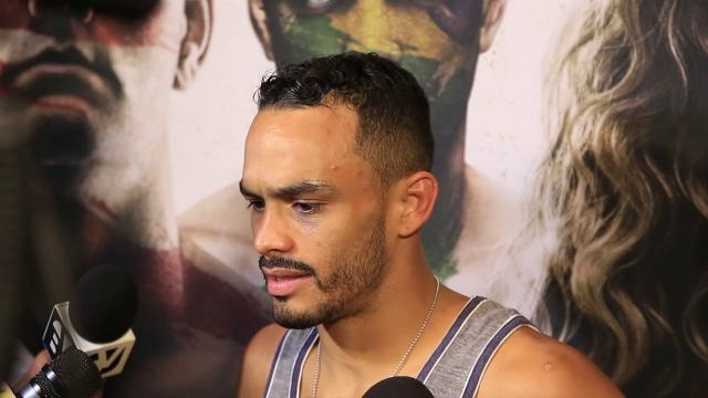 Rob Font discusses spectacular KO win in UFC debut