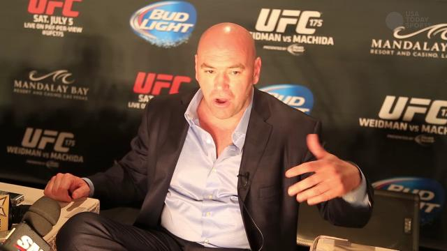 Dana White: Rousey a 'game-changer' for women's sports
